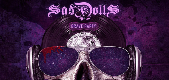 sad dolls slide - SadDoLLs - Grave Party (Album review)