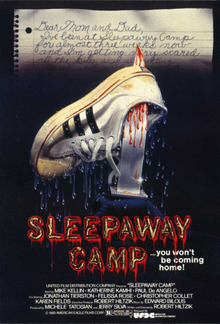 sleepaway poster - Interview - Felissa Rose