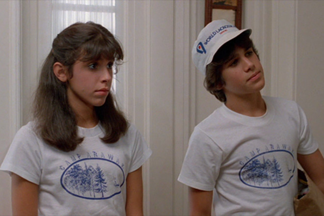 sleepaway - Interview - Felissa Rose
