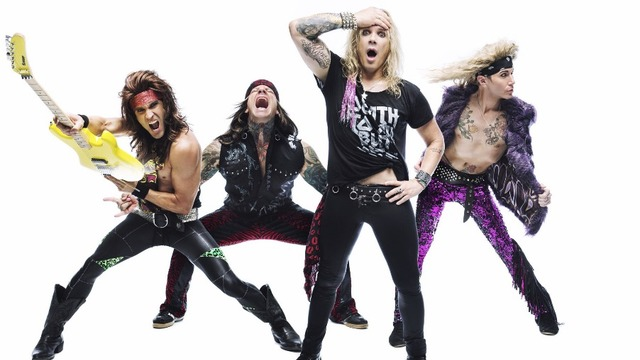 steel panther band - Steel Panther - All You Can Eat (Album review)