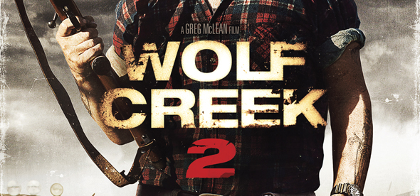 wolf slide - Wolf Creek 2 (Movie review)
