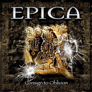 Epica   Consign to Oblivion transmission - Interview - Simone Simons of Epica