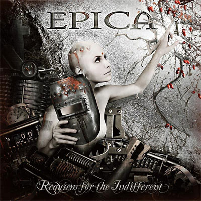Epica   Requiem for the Indifferen 2012 nuclear blast - Interview - Simone Simons of Epica