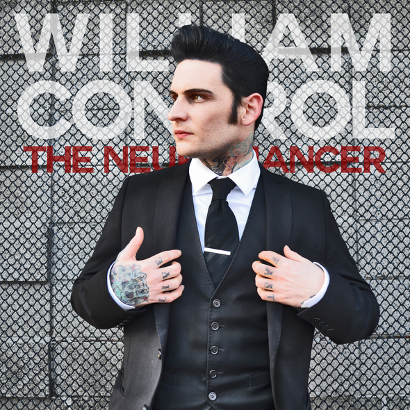 The Neuromancer Cover  - William Control - The Neuromancer (Album review)