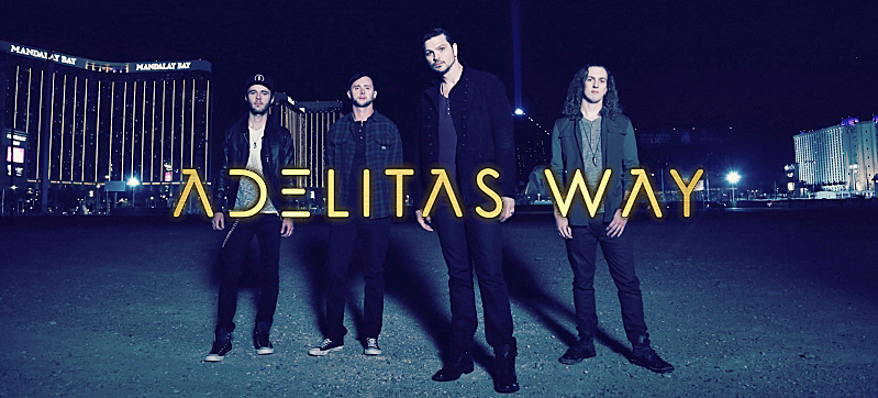 adeltias slide - Adelitas Way - Stuck (Album Review)