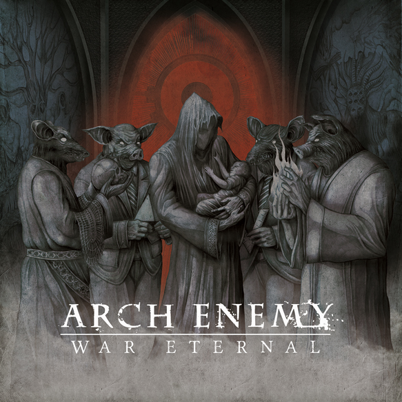 arch enemy cover - Arch Enemy - War Eternal (Album review)