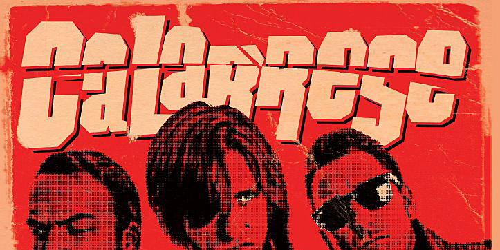 calabrese slide - Calabrese - Born With A Scorpion's Touch (Album review)