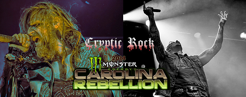 carolina rebellion 2 edited 1 - Monster Energy's Carolina Rebellion 2014 Erupts Day One 5-3-14