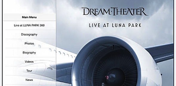 dreamtheater 642x456 edited 1 - Dream Theater Releases The DREAM THEATER 360° Interactive App For Android