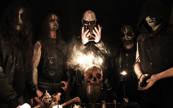 enthroned photo02 - Enthroned - Sovereigns (Album review)