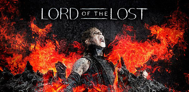 from the flame edited 1 - Lord Of the Lost - From the Flame into the Fire (Album review)