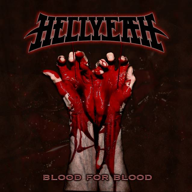 hellyeahbloodforbloodcover 638 - Hellyeah - Blood for Blood (Album review)