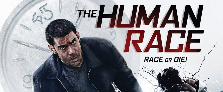 human race movie poster - The Human Race (Movie review)