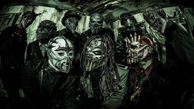 mushroomhead1 - Mushroomhead – The Righteous & the Butterfly (Album review)