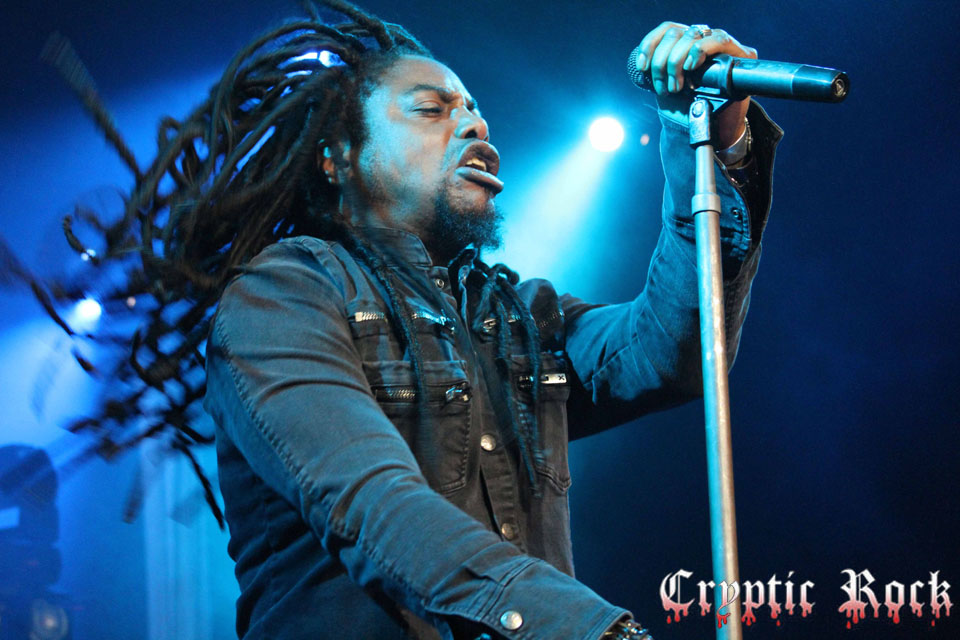 sevendust cryptic 6 - Interview - Lajon Witherspoon of Sevendust