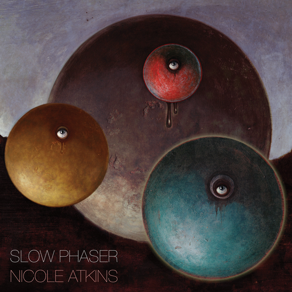 slow phaer cover - Nicole Atkins - Slow Phaser (Album review)