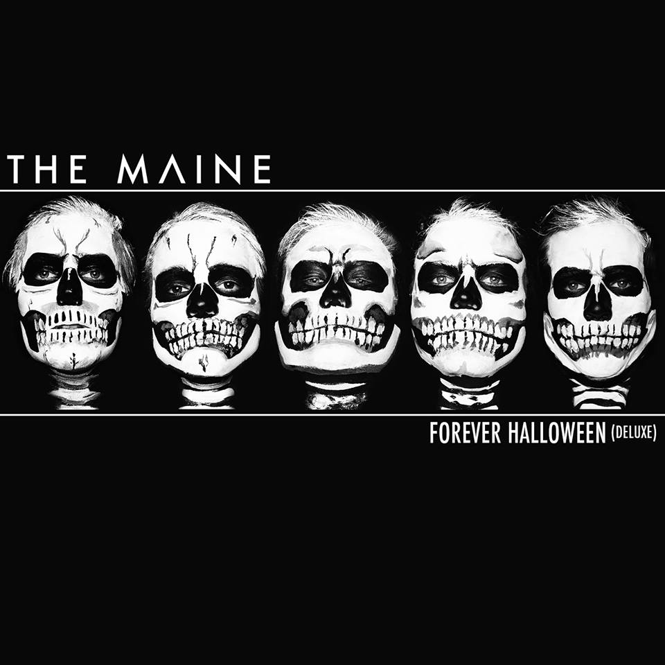 the maine new1 - The Maine - Forever Halloween Deluxe Edition (Album review)