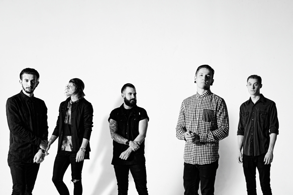 the word alive band - The Word Alive - Real (Album review)