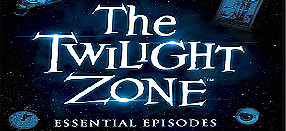 twilight zone 55th slide edited 1 - The Twilight Zone: Essential Episodes (55th Anniversary Collection) release announced