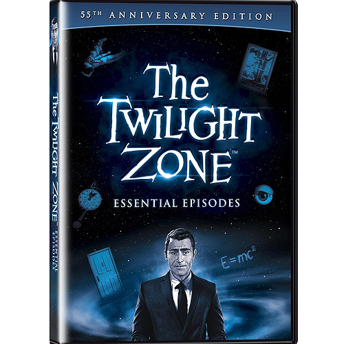 twilight zone 55th - The Twilight Zone: Essential Episodes (55th Anniversary Collection) release announced