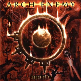 Arch Enemy Wages of sin1 - Interview - Michael Amott of Arch Enemy