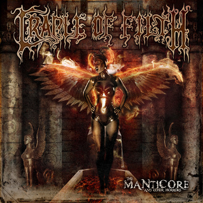 Cradle of Filth The Manticore and Other Horrors - Interview - Dani Filth of Cradle of Filth