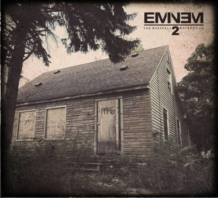 EMINEM MARSHALL MATHERS LP 2 - Eminem - The Marshall Mathers LP 2 (Album review)