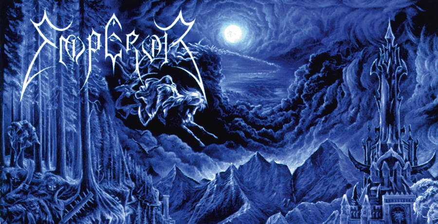 Emperor In the Nightside Eclipse 20th anniversary1 - Emperor - In The Nightside Eclipse - 20th Anniversary Edition (Album review)