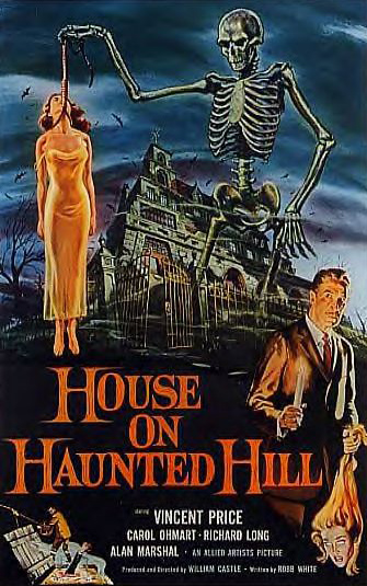 House on Haunted Hill 1 - Interview - Victoria Price - Reflections on Vincent Price