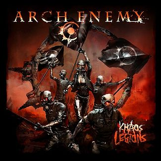 Khaos legions cover - Interview - Michael Amott of Arch Enemy
