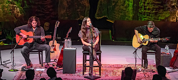 alanis for slide - Alanis Morissette shines bright in rare acoustic performance NYCB Theatre at Westbury, NY 7-26-14
