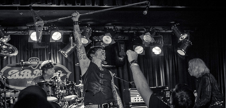 black star slide - Black Star Riders roll into B.B. Kings Club NYC 6-17-14