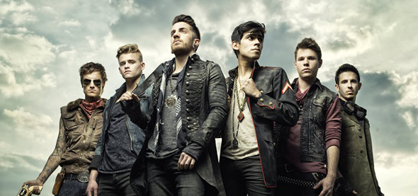 "crowntheempire2014 - Crown The Empire release video for ""Machines"""