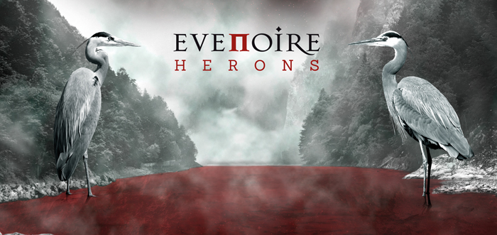 evenoire for article - Evenoire - Herons (Album review)