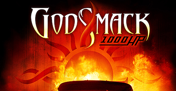 godsmake - Godsmack - 1000hp (Album review)