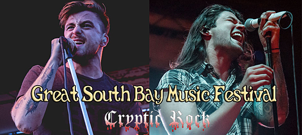 great soude slide 2 - Taking Back Sunday & Circa Survive lead Great South Bay Music Festival Patchogue, NY 7-18-14