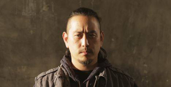 "joe hahn - New film ""Mall"" directed by Linkin Park's Joe Hahn exclusive screening at Nerd HQ"