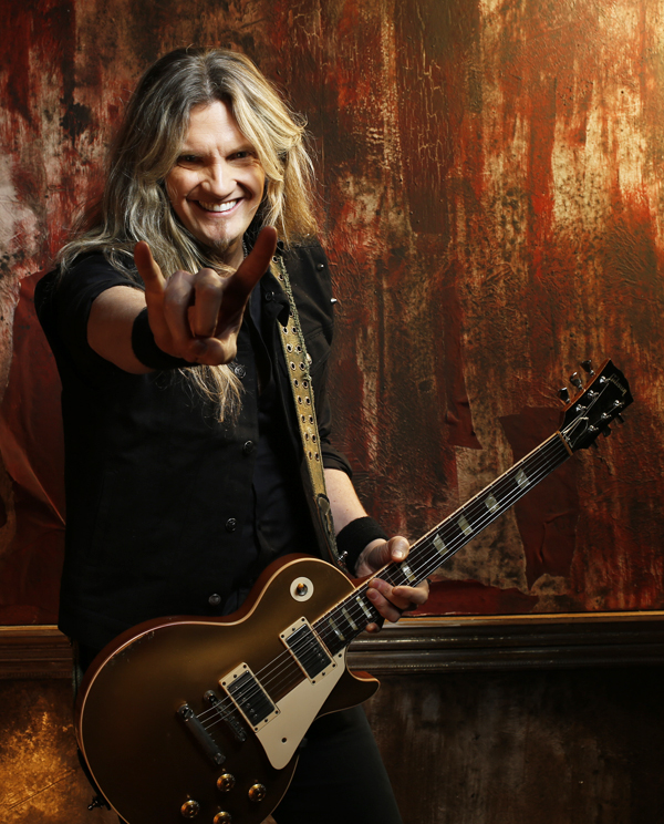 joel new - Interview - Joel Hoekstra of Night Ranger