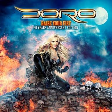 raise - Doro brings 30th Anniversary Tour to North America this Fall