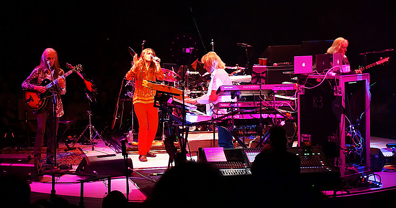 yes 1 - Yes capture NYCB Theatre at Westbury, NY 7-12-14