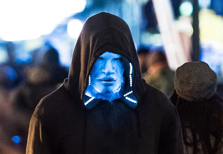 Jamie Foxxs Electro look unveiled for Amazing Spider Man 2 - The Amazing Spider-Man 2 (Movie review)