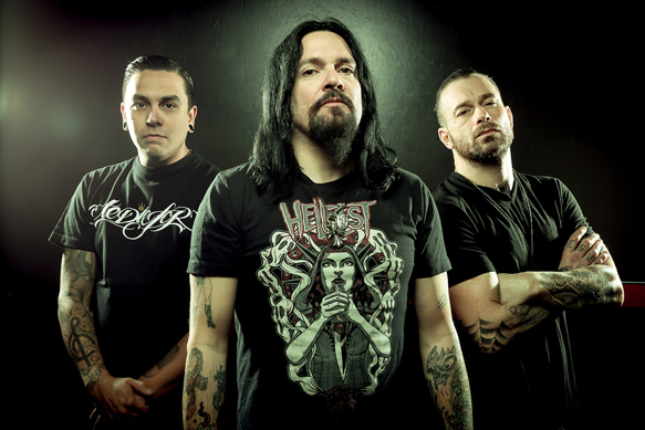 PRONG 2014 © Tim Tronckoe 1 copy - Prong - Ruining Lives (Album Review)