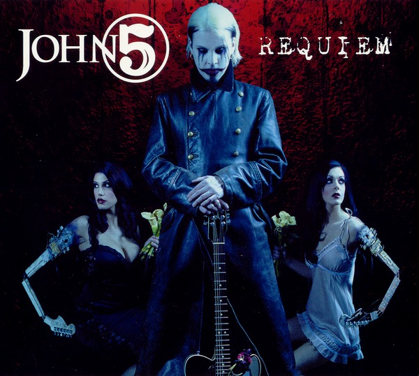 Requiem John 5 - Interview - John 5 of Rob Zombie