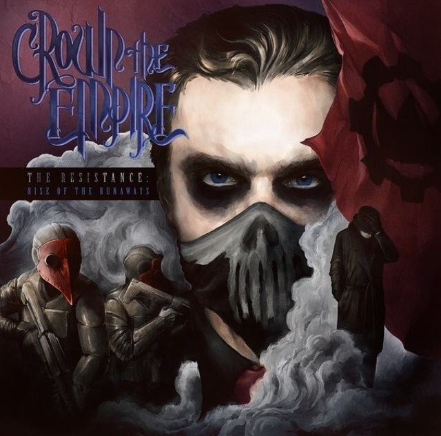 crown the empire cover - Crown the Empire - The Resistance: Rise of the Runaways (Album review)