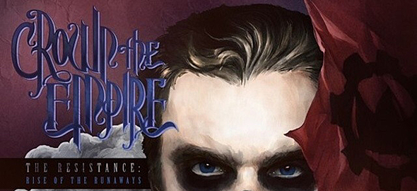 crown the empire cover1 - Crown the Empire - The Resistance: Rise of the Runaways (Album review)