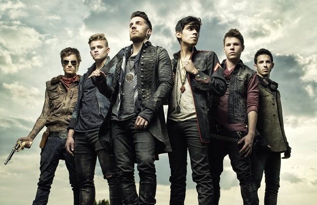 crowntheempire2014 1 - Crown the Empire - The Resistance: Rise of the Runaways (Album review)
