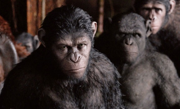 dawn of the planet of the apes ew 1 - Dawn of the Planet of the Apes (Movie review)
