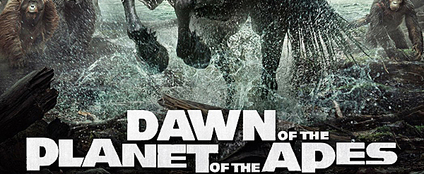 dawn of apes teaser poster edited 3 - Dawn of the Planet of the Apes (Movie review)