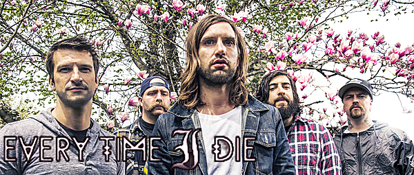 every time slide1 - Interview - Keith Buckley of Every Time I Die