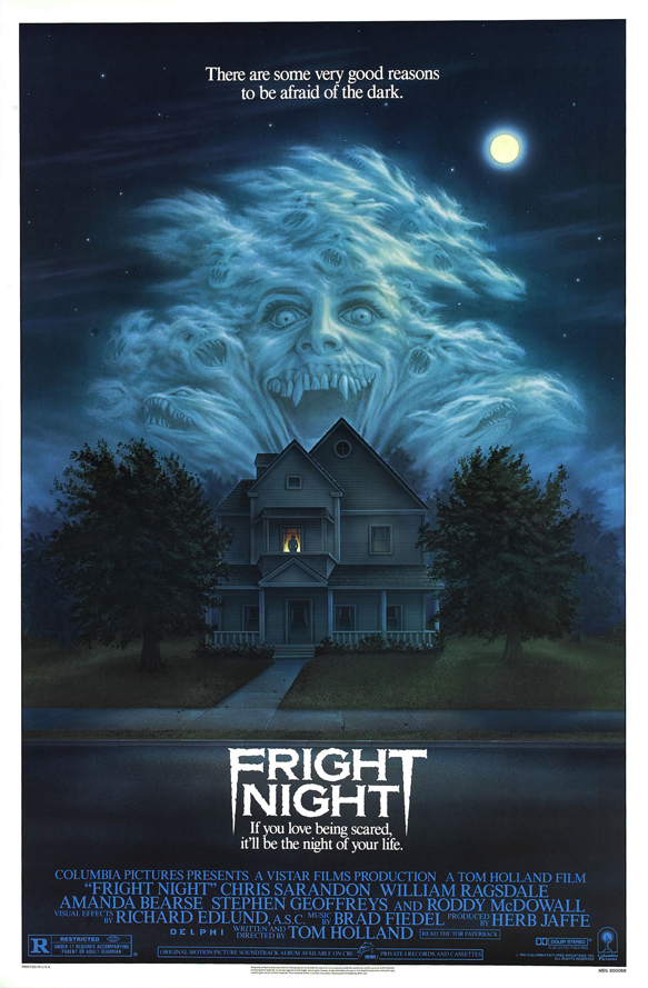frightnight - Fright Night takes a bite out of horror movie history